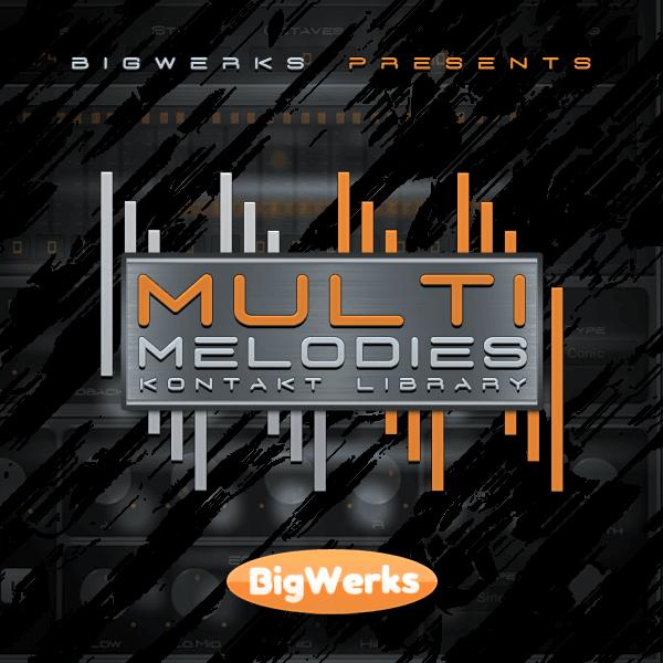 Big Werks - Multi Melodies - 600x600