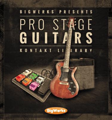 BigWerks - Pro Stage Guitars