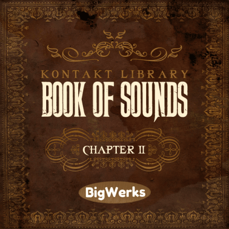 Big Werks -- Book of Sounds Chapter 2 - 600x600
