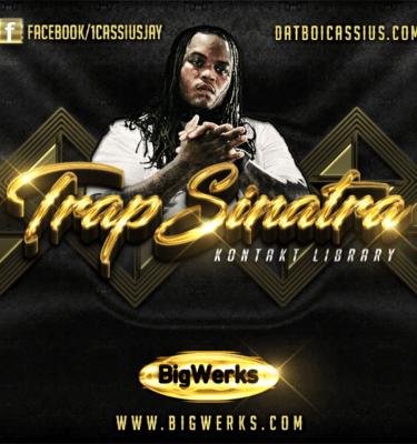 Big Werks -- Trap Sinatra - 600x600 - 4