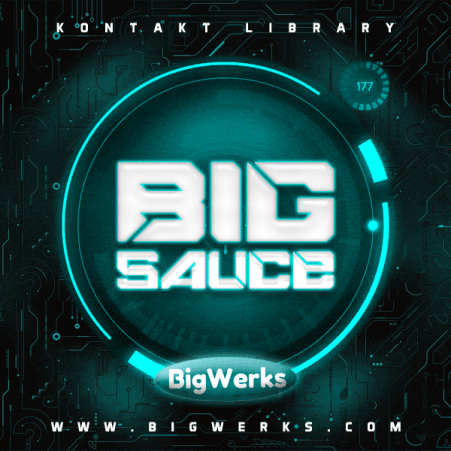 BigWerks -- BigSauce Kontakt Library - 600x600