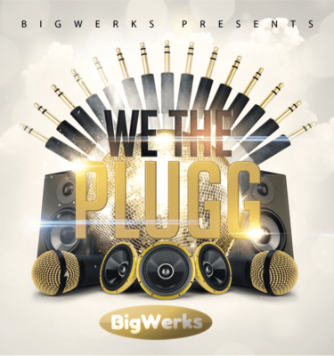 Big Werks -- We The Plug - 600 x 600