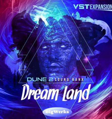 Dream Land - DUNE 2 Bank BW