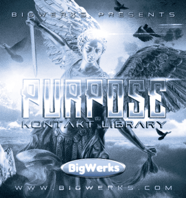 Big Werks -- Purpose Kontakt Library - 600x600
