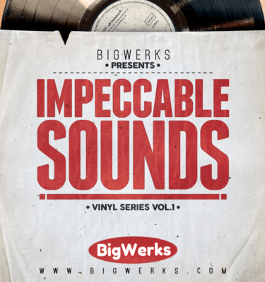 Big Werks -- Impeccable sounds VOL.1 - 600x600