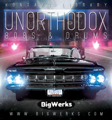 Big Werks -- Unorthodox Kontakt Library - 600x600