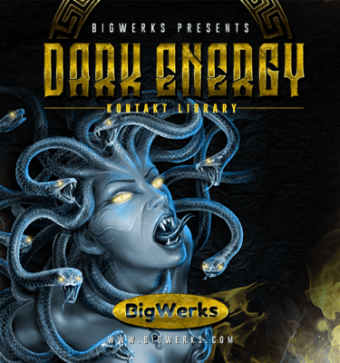 BigWerks - DARK ENERGY Kontakt Library - 600x600